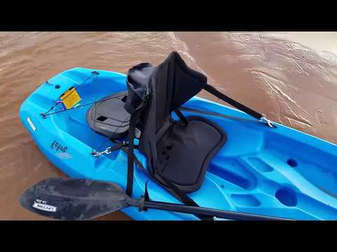 Review Of Emotion High Back Kayak Seat By Lifetime Products
