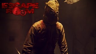 ESCAPE ROOM NEW TRAILER (2017) Skeet Ulrich Horror Movie