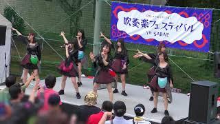 2018/06/09 『めがねのまちさばえ感謝祭』吹奏楽フェスティバル2018 1部...