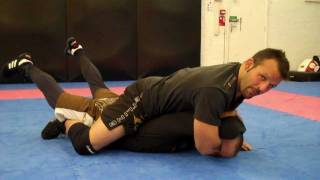 BOLT Wrestling Kenny Johnson - Breakdown, Leg Ride and Power Half Turn at Leicester Shootfighters