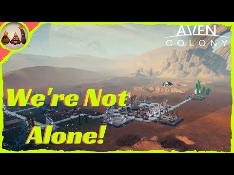 Alien Artifact? (Ep. 5, Sandy Gulch) | Aven Colony Gameplay
