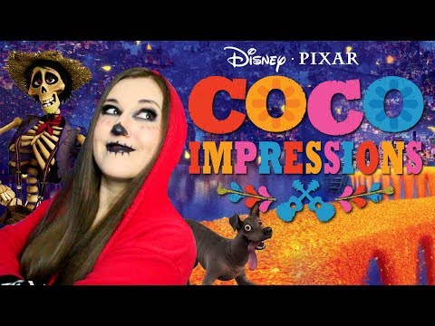 Disney Pixar's Coco Impressions - Madi2theMax en streaming