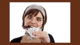 Шоколад - мой секрет стройности! (рецепт в конце видео)