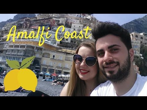 🍋 Amalfi Coast Road Trip 🍋 [napisy PL]