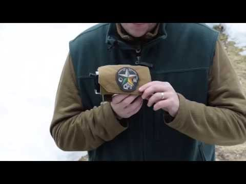 Cole Partnerships and Trainings Practical Admin Pouch