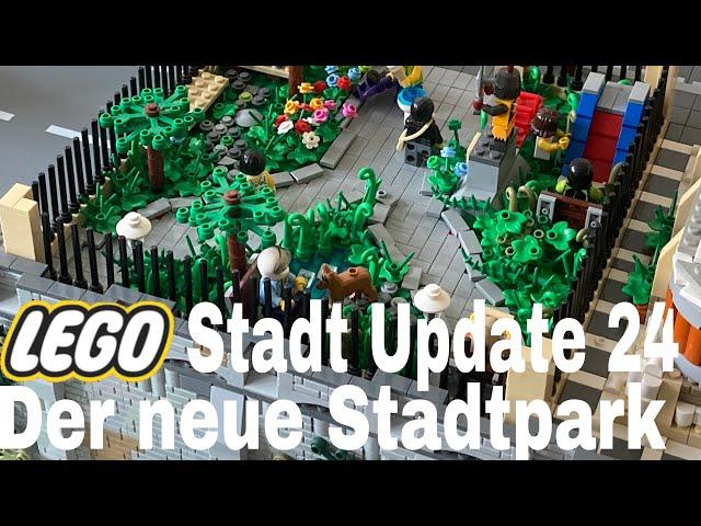 Stadt Update 24/ Der neue Stadtpark