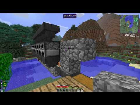 Norsk Minecraft - Horizon | Jeg lager en super-smelter!