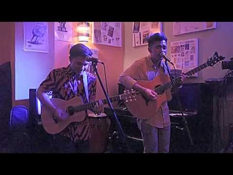 Kyle + Bill (of the Wonggoys) - Fine By Me (Andy Grammer cover)