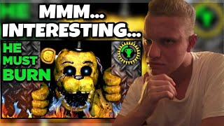 Game Theory: We Were Right ALL ALONG! (FNAF Ultimate Custom Night) Reaction