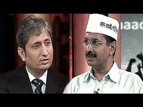 Arvind Kejriwal on who is his party's candidate for Delhi Chief Minister