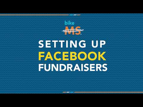 Setting Up a Facebook Fundraiser