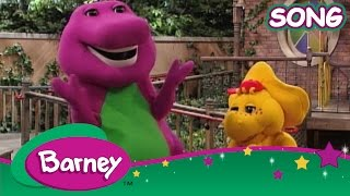 Barney - Clean Up Song 2