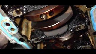 No Oil Change = Locked Up Engine