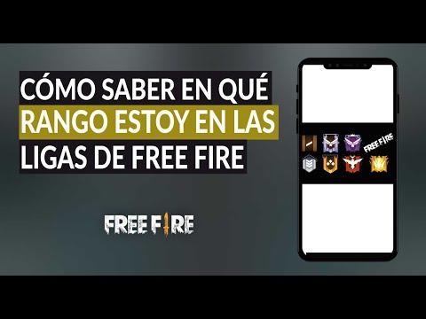 Cómo Saber en qué Nivel o Rango Estoy en las Ligas de Free Fire - Fácil y Rápido