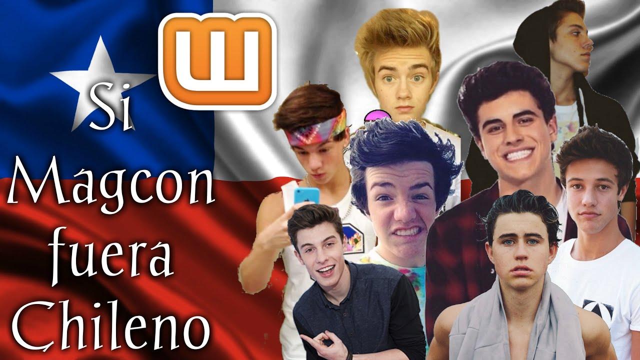 Si magcon fuera chileno wattpad youtube for Fuera de wattpad