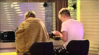 Jedward - John talks about their housemates - Celebrity Big Brother Day 17