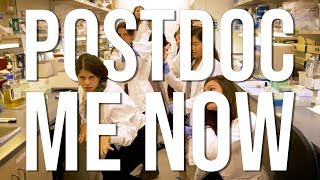 Postdoc Me Now  A 'Don't Stop Me Now' Science Parody