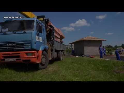 Строительство каркасного дома в Курске