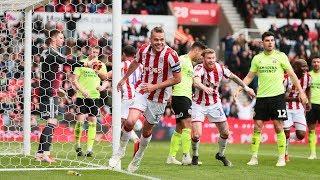 Highlights: Stoke City v Sheffield United