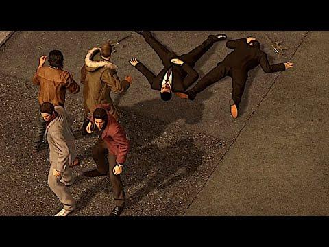 Yakuza 5 Remastered - Long Battle 9 (LEGEND) |