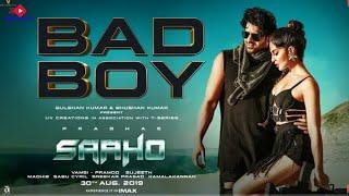 Saaho: Bad Boy Song   Prabhas, Jacqueline Fernandez   Badshah, Neeti Mohan