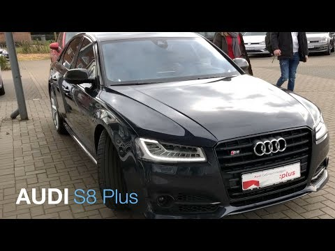 AUDI S8 Plus Перезалив с продолжением