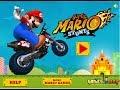 Super Mario Games - Super Mario Stunts Game