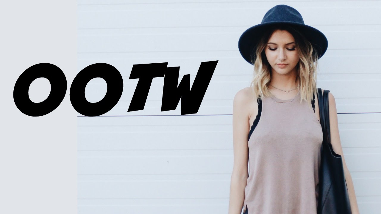 Simple Edgy Summer Outfits of the Week // Featuring ...