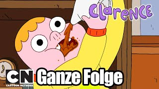 Clarence | Die Dinner-Party (Ganze Folge) | Cartoon Network