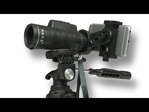 Crazy Phone Lens!