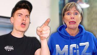 Confronting Morgz Mum
