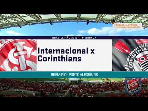 Inter 0x0 Corinthians, Melhores Momentos 11/08/2019