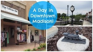 VLOG: A Day in Downtown Madison
