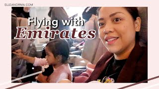Flying Emirates to Rome with my toddler   Elle x Kerrigan