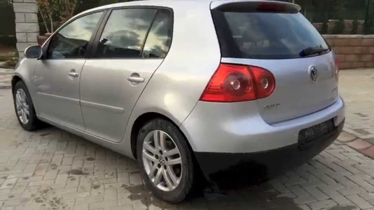 2006 volkswagen golf 5 goal edition 1 6 fsi youtube. Black Bedroom Furniture Sets. Home Design Ideas
