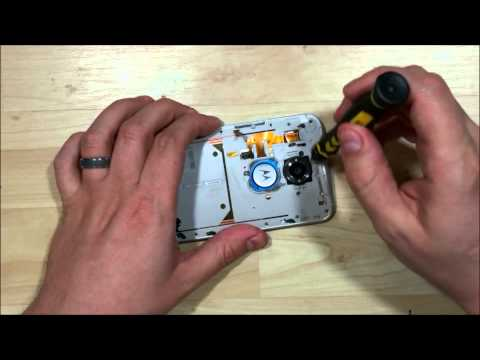 Motorola MOTO X 2nd Gen (2014)  Disassembly - Screen Replacement - Glass Only Repair Educational