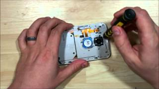 motorola moto x 2nd gen 2014 disassembly screen replacement glass only repair educational