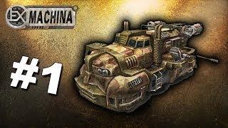 Ex Machina (Hard Truck) - Прохождение #1