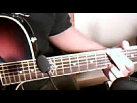 Black and blue Gregory Alan Isakov chords CAPO 2ND FRET