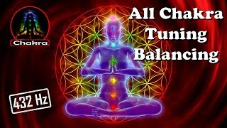 VOICES OF CHAKRA (ALL CHAKRA Tuning/Balancing with the Human Voice)
