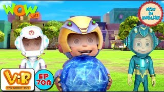 Vir: The Robot Boy - Powers Of Seven Planets - As Seen On HungamaTV - IN ENGLISH
