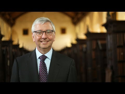 A message from the new Vice-Chancellor of the University of Cambridge
