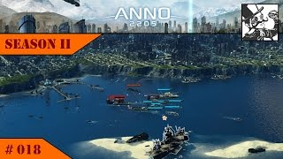 Anno 2205: SII #018 Frontiers DLC - Invasions!