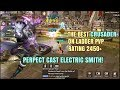 The Best One Crusader! (Ivyrise, Rating 2450+) on Ladder PVP Dragon Nest M SEA