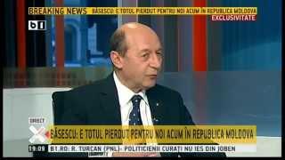 Traian Basescu: Rusia nu se va opri până nu cucerește sudul Ucrainei și Gurile Dunării