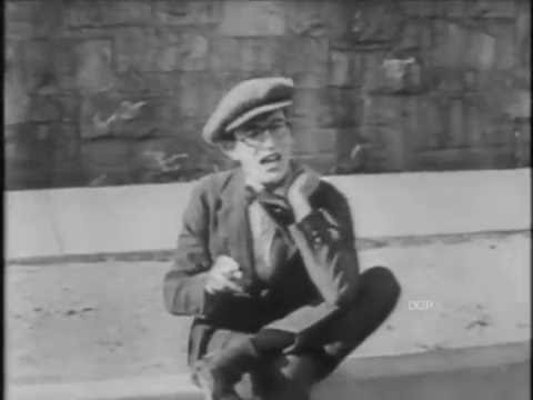 OFF THE TROLLEY (1919) - Harold Lloyd