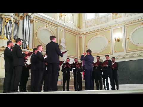 Cantus Domini мужской хор из Румынии