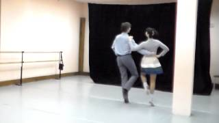 Полька. Танцы начала ХХ века. Модерн.