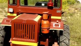 Трактор Т-16 обзор