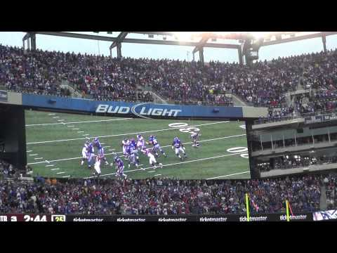 2012 NFL Playoff Giants vs Farcons